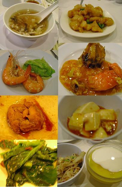 中華海鮮料理(シンガポール)