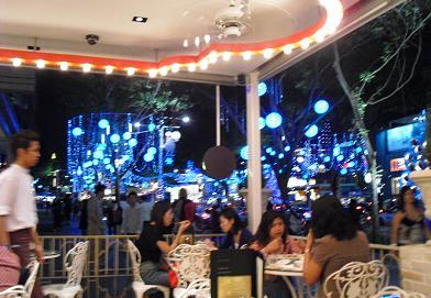 シンガポールの夜景2