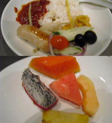 バンバシフィクH・朝食2