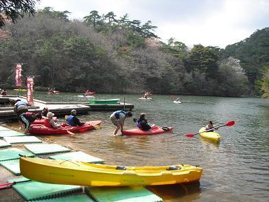 7 穂高湖