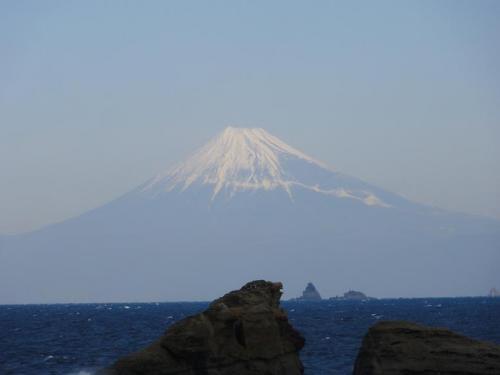 雲見富士山2