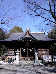 住吉神社拝殿