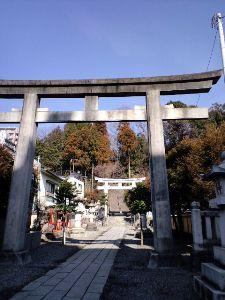 住吉神社一の鳥居