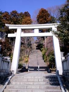 住吉神社二の鳥居