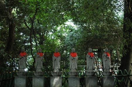 観音寺の六地蔵