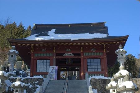御嶽神社山門