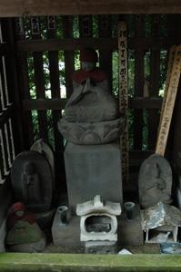 観音寺の石仏