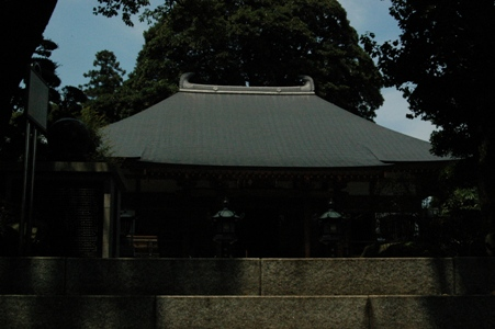慈勝寺本堂
