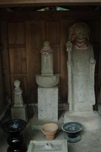 慈勝寺の地蔵堂