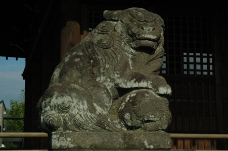東福寺の狛犬