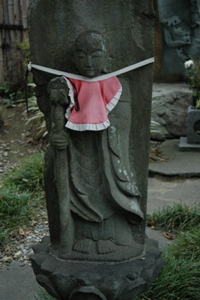 正光院の石仏