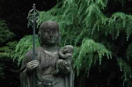 寿徳寺の地蔵