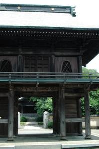 武蔵国分寺山門