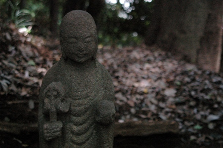 貫井神社の地蔵