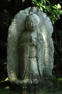 長楽寺の石仏