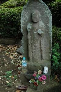 長福寺の石仏