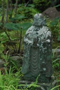 真照寺の石仏