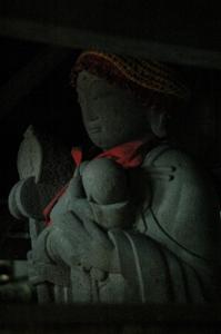 拝島大師の地蔵