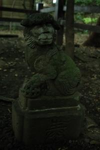 巽神社の狛犬