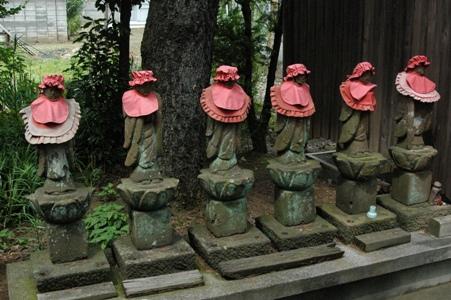 東福寺の六地蔵