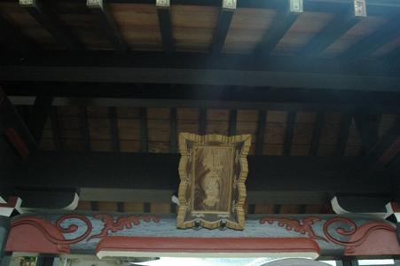 真明寺本堂