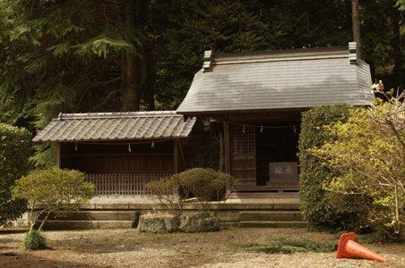 天祖神社熊野神社
