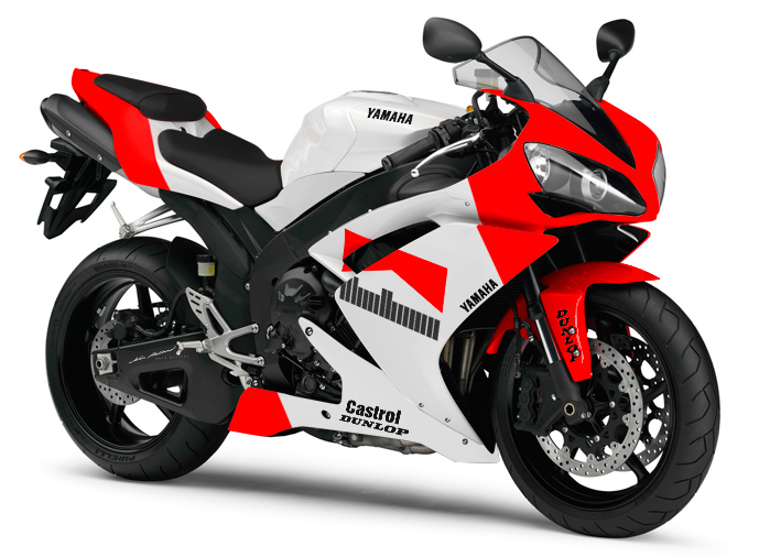 2012 Yzr M1 Rider