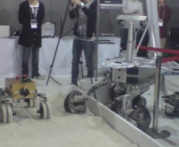 探査ロボ1
