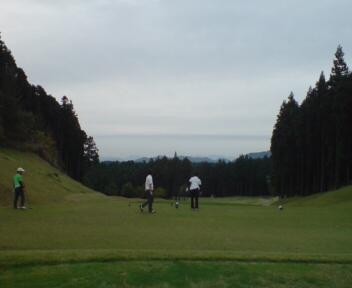 ゴルフ場1
