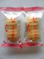 ピーナッツ最中5