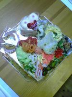 可愛いお弁当3