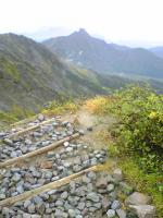 伯耆大山ヘ登頂2