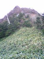 石鎚山土小屋ルートの素晴らしさ2