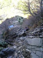 石鎚山ニノ鎖3