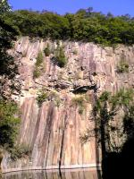 由良山登山道1