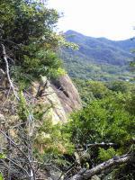 伽藍山登山成功1