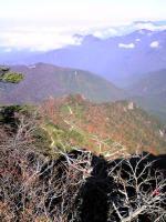 石鎚山三の鎖68m2