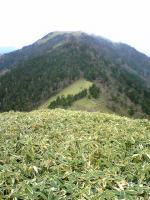 剣山系一ノ森頂上からの眺望4