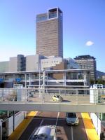 高松港で海王丸に遭遇1