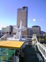 高松港で海王丸に遭遇4