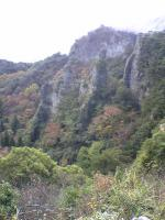 寒霞渓登山道の素晴らしい風景5