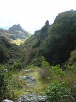 寒霞渓登山道の素晴らしい風景4