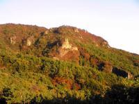 寒霞渓頂上からの眺望4