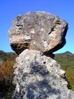 寒霞渓裏八景の奇岩2