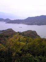 粟島城ノ山頂上の風景6
