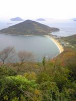粟島城ノ山頂上の風景5