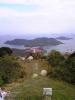 粟島城ノ山頂上の風景7