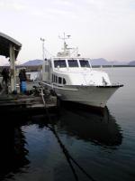 粟島行きミニフェリー3