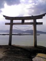 粟島海ほたるの浜1