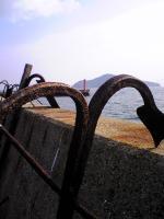 粟島上新田港の風景4
